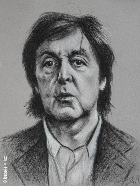 Paul McCartney par isaM